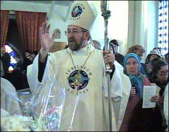 В 2009 году католическая Пасха